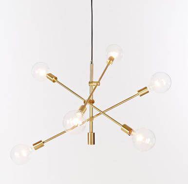 Modern Hanging Multi Pendant Light Black Or Gold Glass Moderne Deckenbeleuchtung Beleuchtung Wohnzimmer Und Pendelleuchte Modern