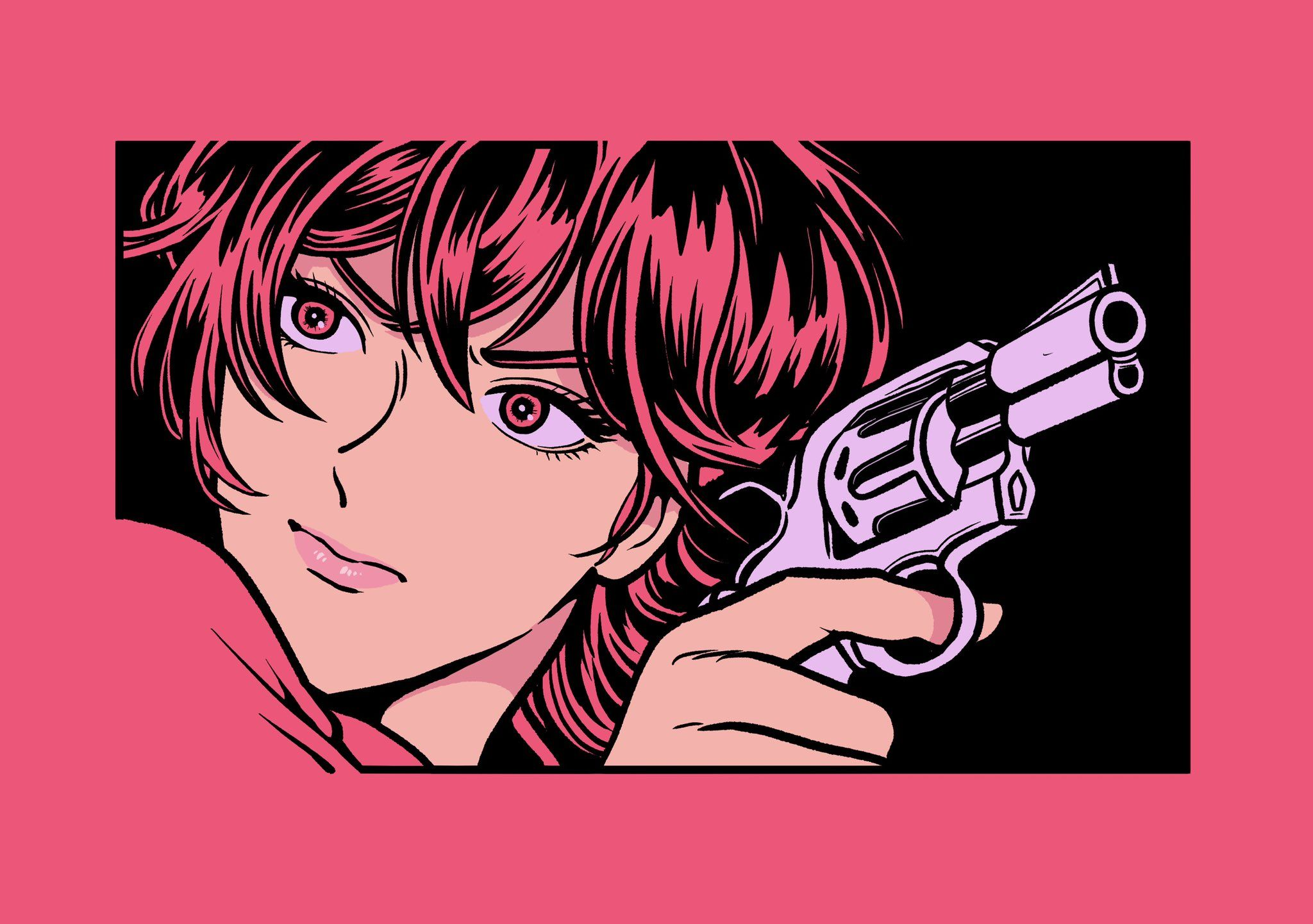 kamin on Twitter in 2020 Illustration, Anime, City hunter