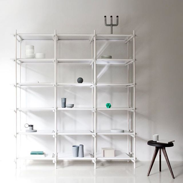 """@menuworld do the best shelfies :) Link in profile. Team DS. X #designstuff #danishdesign #scandistyle #minimalstyle #interiorinspiration"" Photo taken by @designstuff_group on Instagram, pinned via the InstaPin iOS App! http://www.instapinapp.com (07/24/2015)"