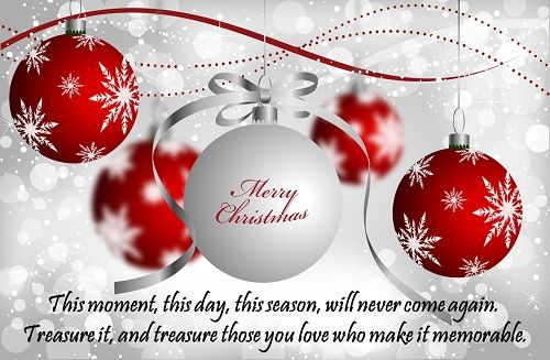 110 Best Merry Christmas Wishes with Images | Christmas ...