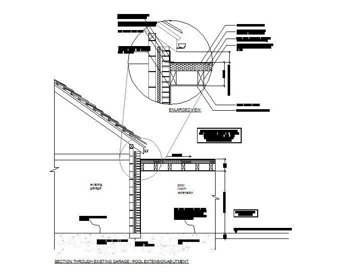 Flat Roof Dormer Cad Detail The Best Orange Detail