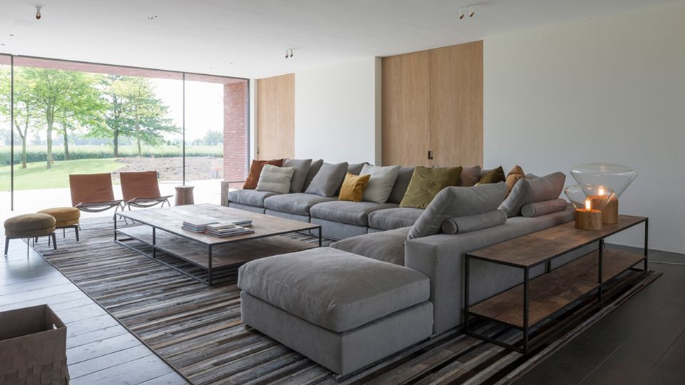 rr interieur | HOME | livingroom | Pinterest | Wohnzimmer, Anbau und ...