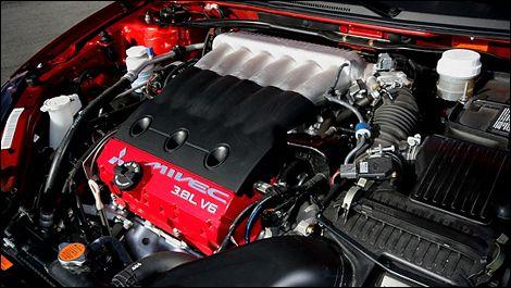 2006 Mitsubishi Eclipse Used Engine Description Gas 3 8 6