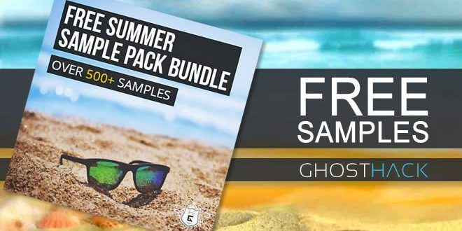 Over 500+ FREE EDM Samples from GhostHack   Music Production