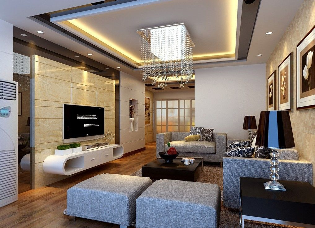 Wall Paneling Design For Living Room   Google Search