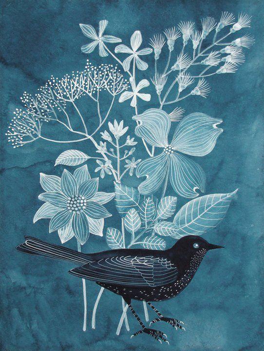 :: Geninne | Blue Nature Art