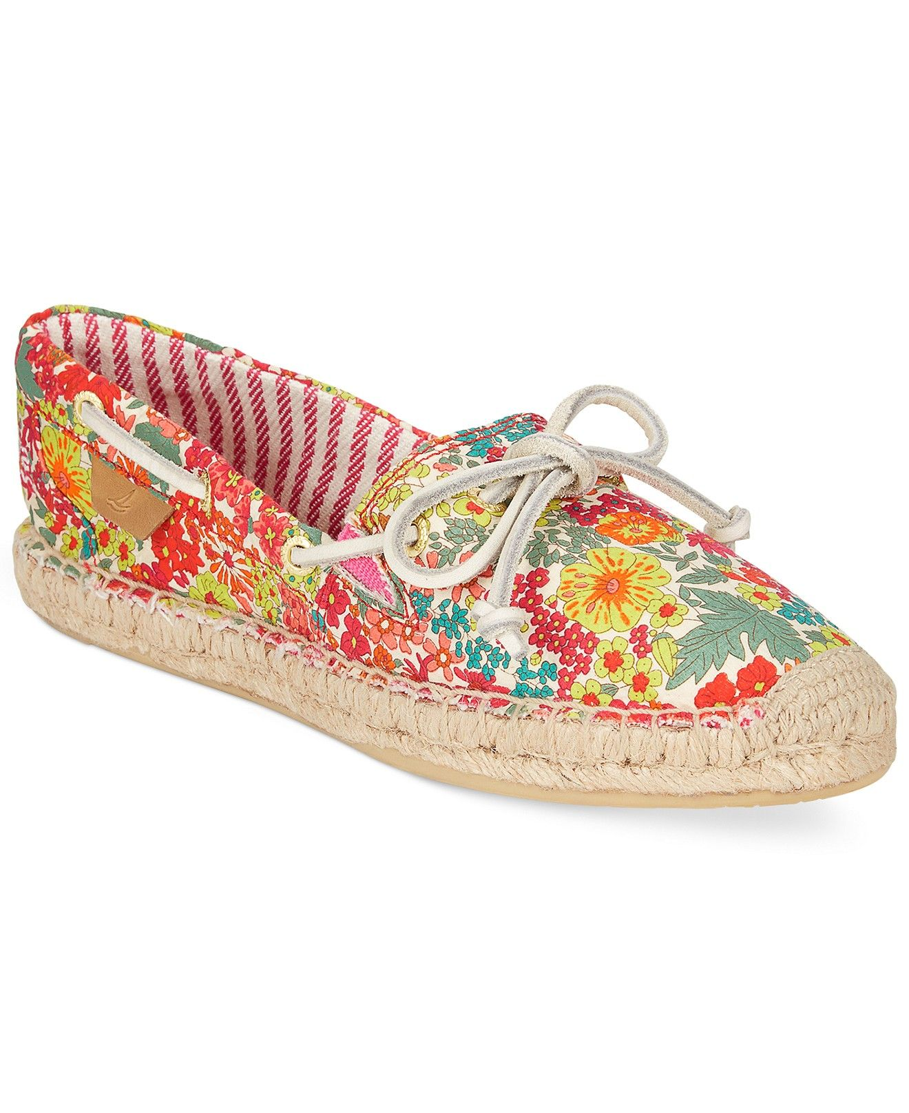 Femmes Sperry Katama Chaussures Plates BMqi7