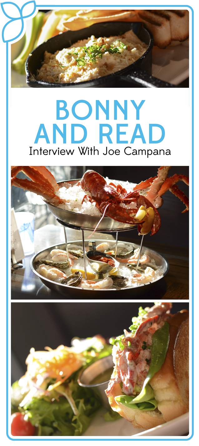 Joe Shared With Us His Vision For Pirate Themed Seafood Restaurant Bonny And Read Fresh Steaks