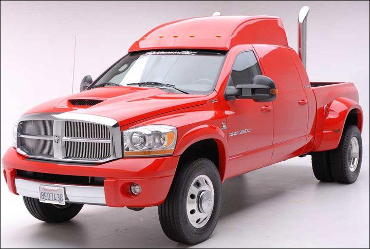 big Ram 3500 diesel | trucks | Pinterest | Diesel, Dodge ...