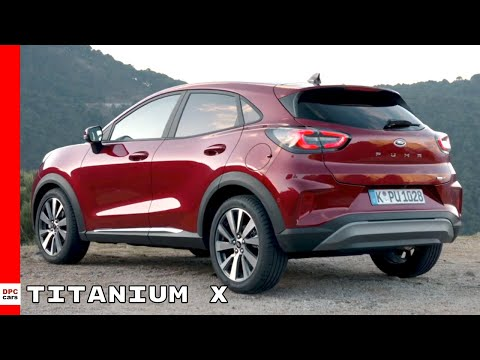 2020 Ford Puma Titanium X Youtube In 2020 Ford Puma Ford Puma