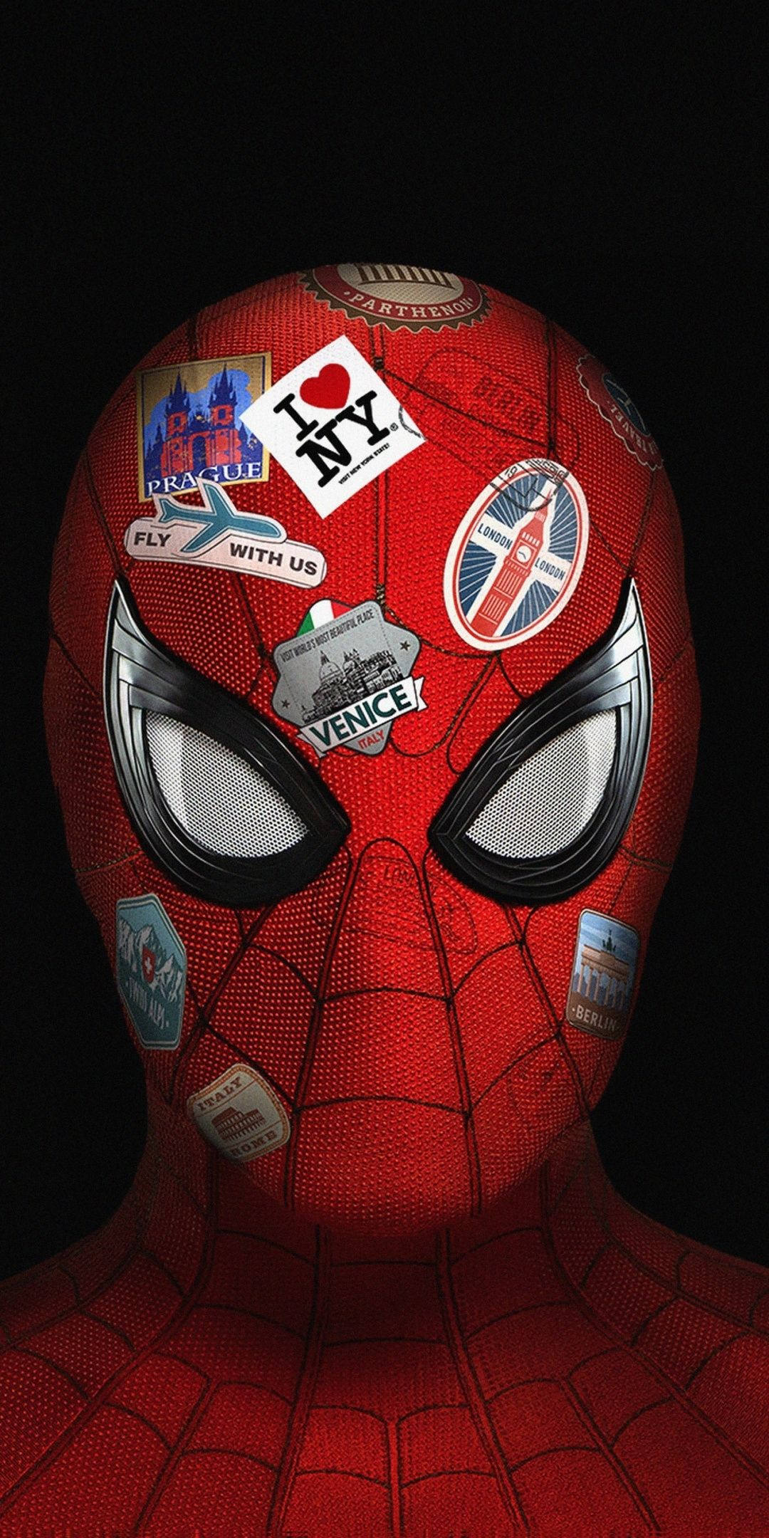 1080x2160 Spider Man Far From Home Cover Poster Artwork Wallpaper Marvel Comics Wallpaper Marvel Artwork Wallpapers Marvel
