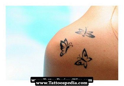 Cute little tattoo....