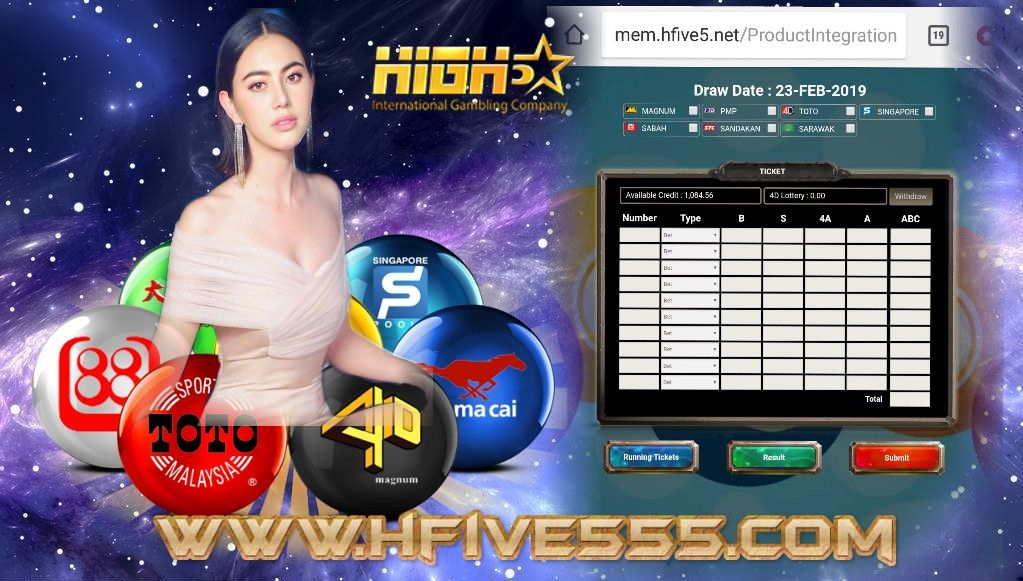 LOTTERY 4D Highest payout in Malaysia & Singapore 🔛 Fastest