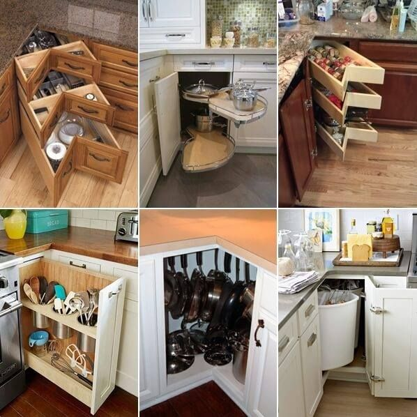 Super 59 Extremely Effective Small Kitchen Storage Space Beutiful Home Inspiration Cosmmahrainfo