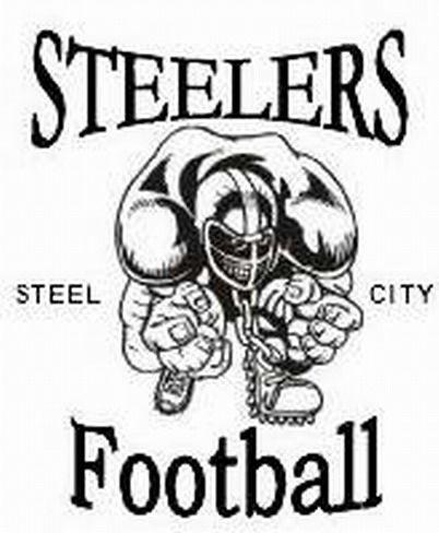 Steelers Clipart 2 402x488 Steelers Pittsburgh Steelers Steeler Nation