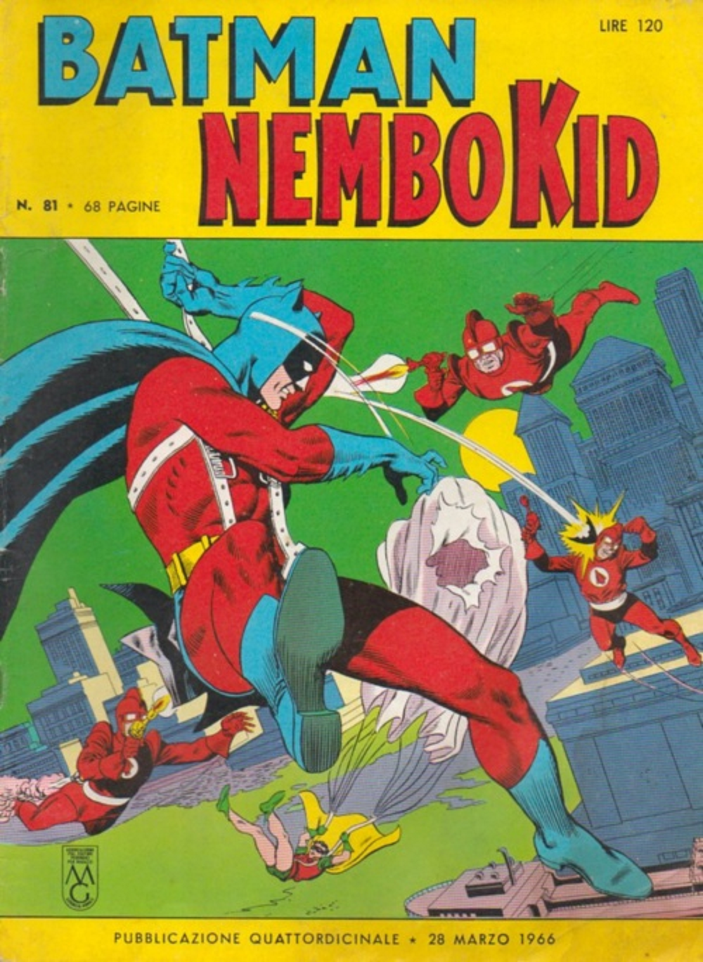 Batman Nembo Kid N81