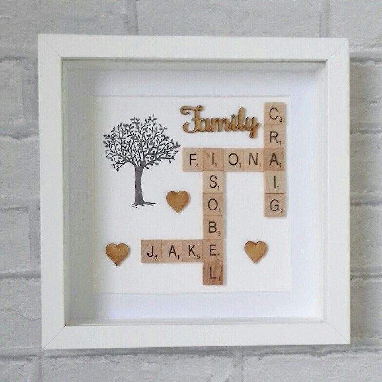 Family Home Picture Frame House Warming Mother/'s Day Gifts Present Wall Decor