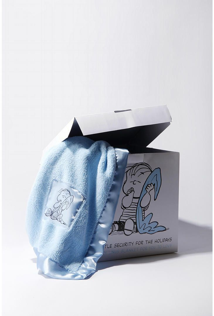 Linus Blanket Gift Giving Linus Peanuts Blanket Charity Gifts