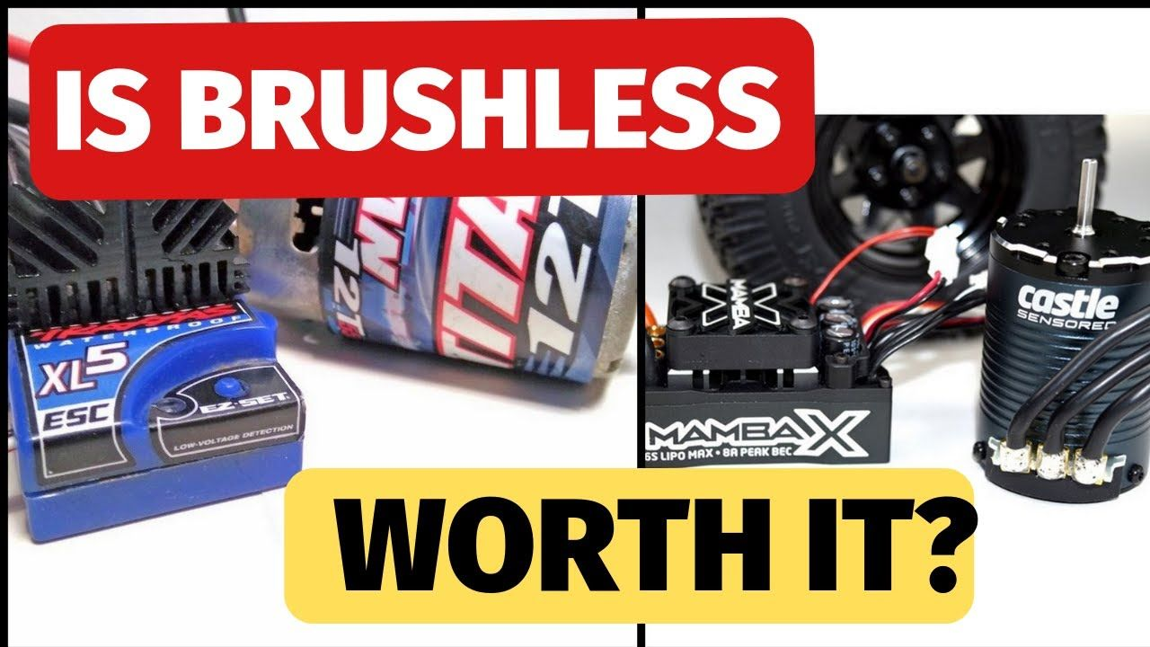 Is Brushed Or Brushless Motor Best For An Rc Crawler Rc Crawler Crawlers Motor