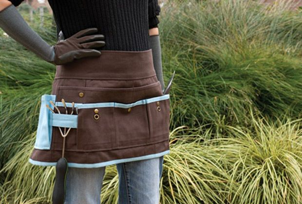 Images About Garden Aprons Aprons, Leather