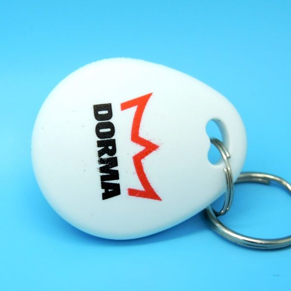 MIFARE Classic 1K RFID ABS keyfob tag keychain wholesale