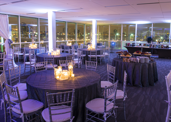 Waterview Loft At Port Detroit Wedding VenuesLoftReceptionWeddingsLake