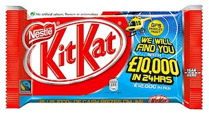 """Nestle's recent """"We Will Find You"""" campaign in the UK could be the future of interactive social media marketing. #socialmediamarketing #socialmediastrategy #socialnetworks"""