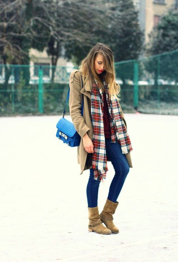 Hot Winter Outfit Fashion Ideas For 2017