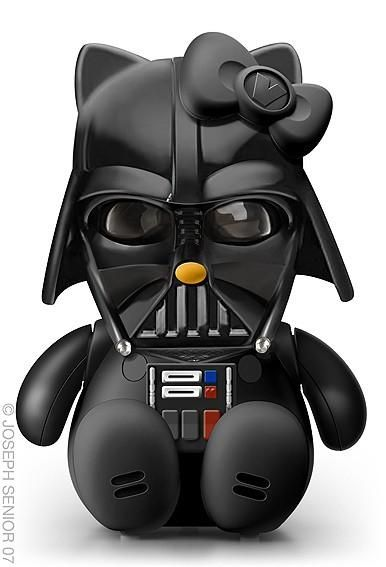 Darth vader hello kitty it appears to be true if it - Dark vador hello kitty ...