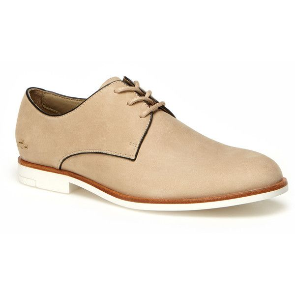 Lacoste shoes, Shoes, Suede leather shoes