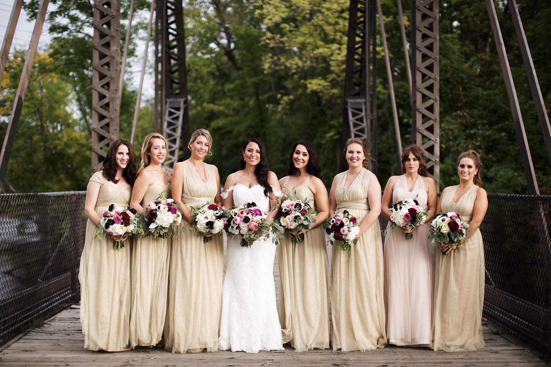 Mara dan minneapolis event centers wedding