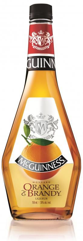 Orange Brandy Mcguinness Brandy Liquor Brandy Bottle Brandy