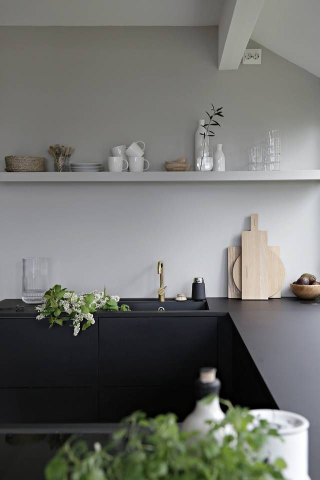 Kitchens Without Upper Cabinets (With images)   Kitchens ...