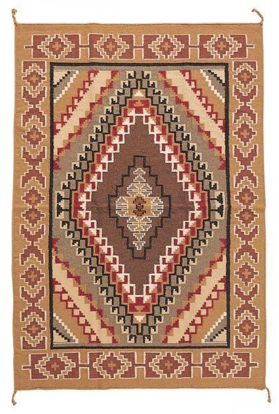 Western Decor Handmade Rug Wool Area Rugs Quality Handmade Rug