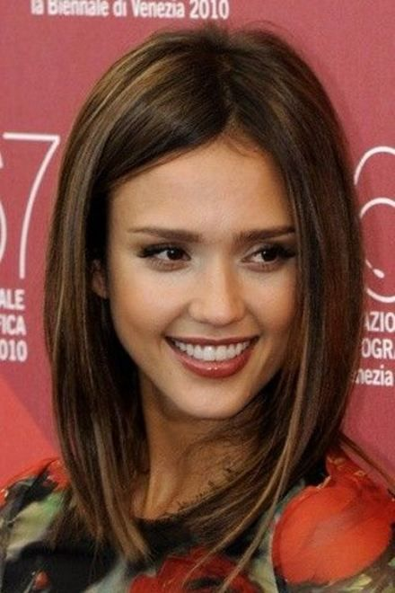 Long Bob Hairstyles Square Face Google Search Hair Pinterest