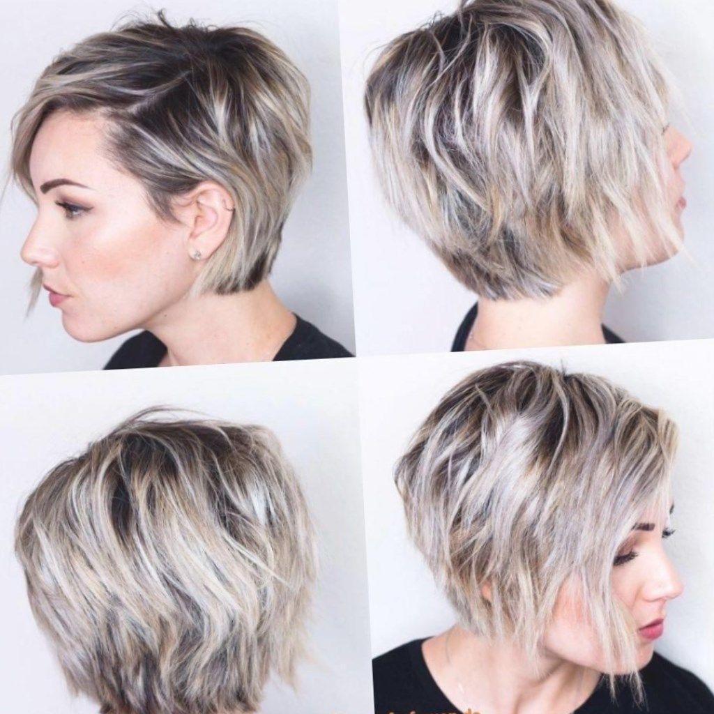 Moderne Haarfrisuren Damen 2020 Trendfrisuren Frisuren Frisuren2020 In 2020 Kurzhaarfrisuren Haarschnitt Ideen Frisuren Kurze Haare Stufen