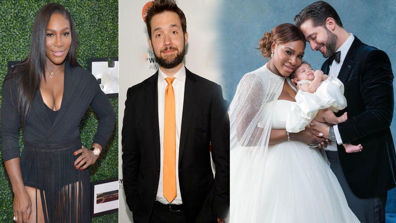 Serena Williams Husband Alexis Ohanian Reveals Nickname For Baby Daughter Serena Williams Husband Sports Gallery Family Affair