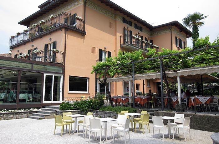 Hotel & Restaurant Silvio, Bellagio Pergola, Veranda