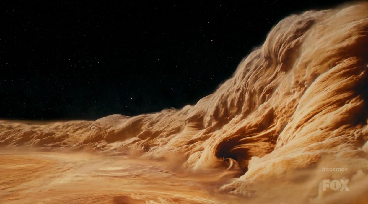 inside jupiters red spot | Space | Jupiter red spot, Great ...