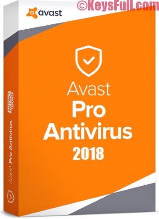 avast pro antivirus with license key free download