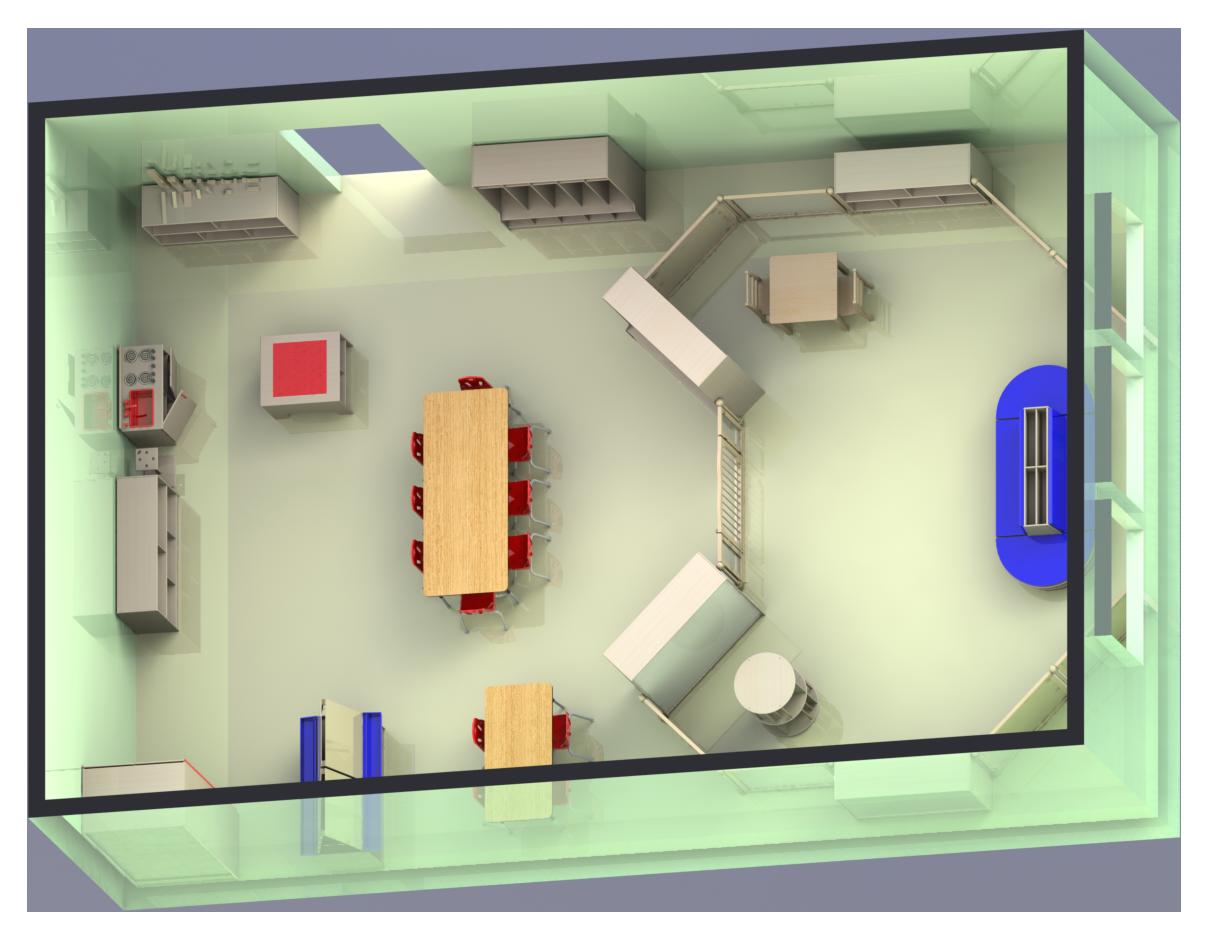 preschool room arrangement floor plans preschool1b - Designing A Home Preschool Room