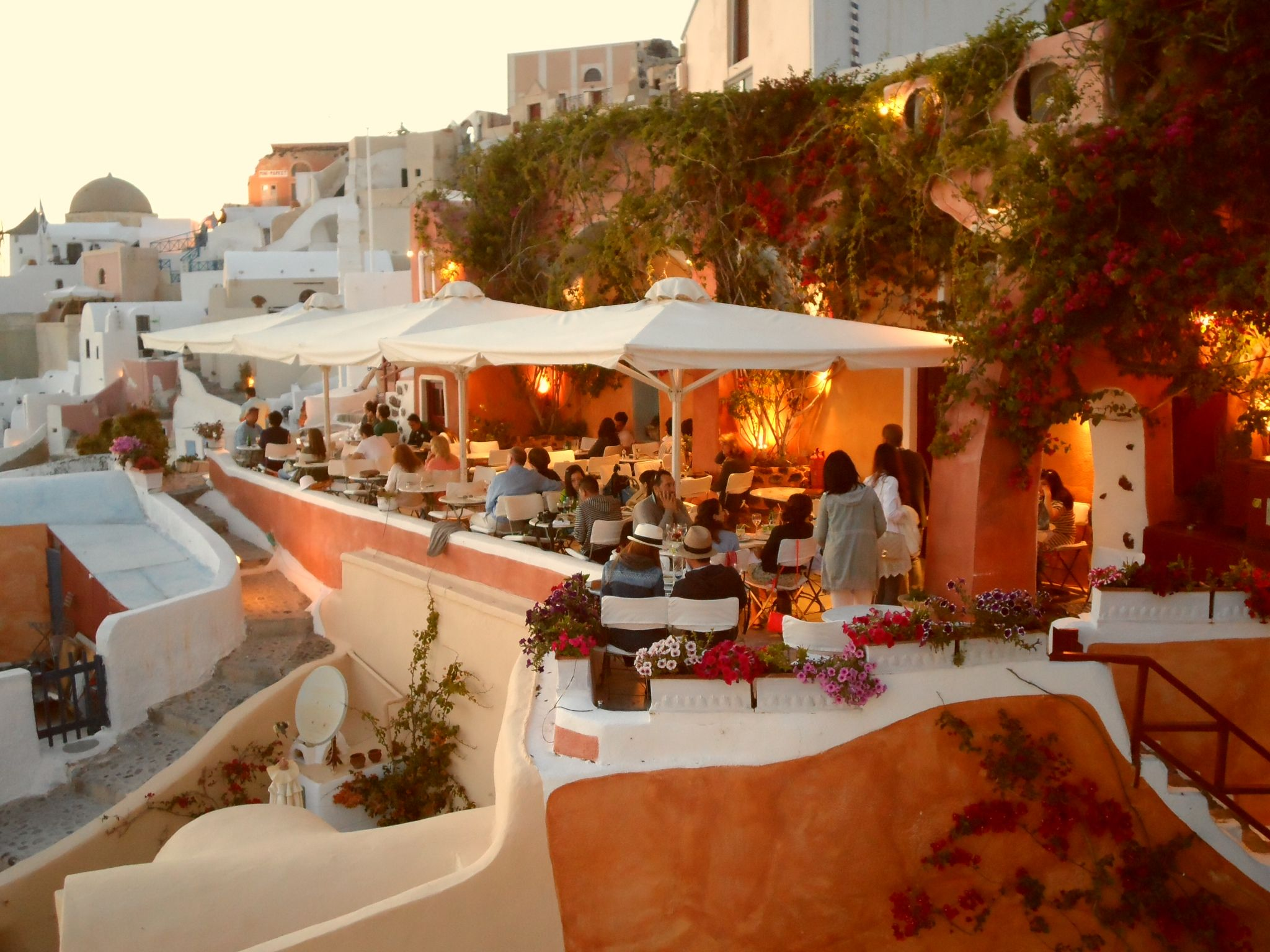 #Astartesuites #Santorini #Wedding - Santorini Weddings  Astarte Suites -
