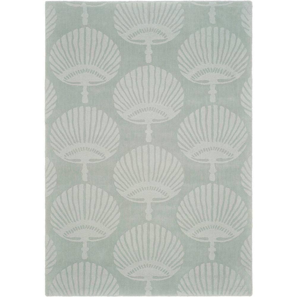 Safavieh Impressions Gray 7 ft. 6 in. x 9 ft. 6 in. Area