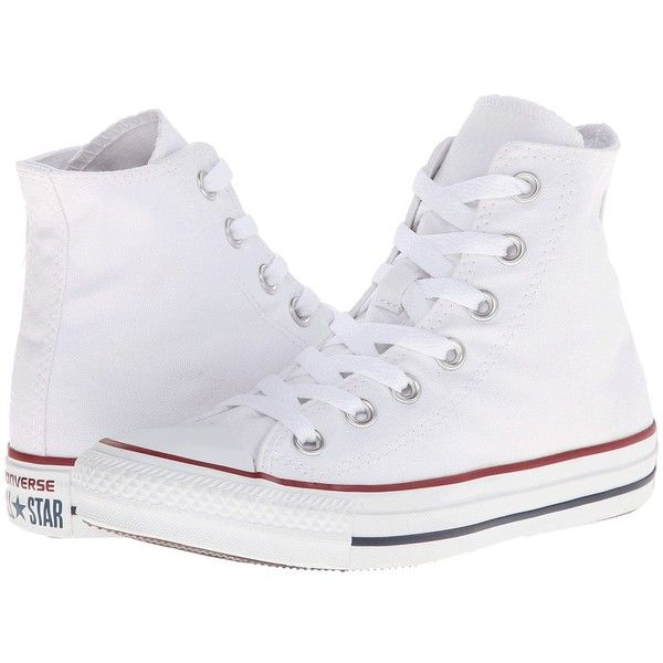 9da30a898eb9 Converse Chuck Taylor All Star Core Hi Classic Shoes ( 55) ❤ liked on  Polyvore featuring shoes