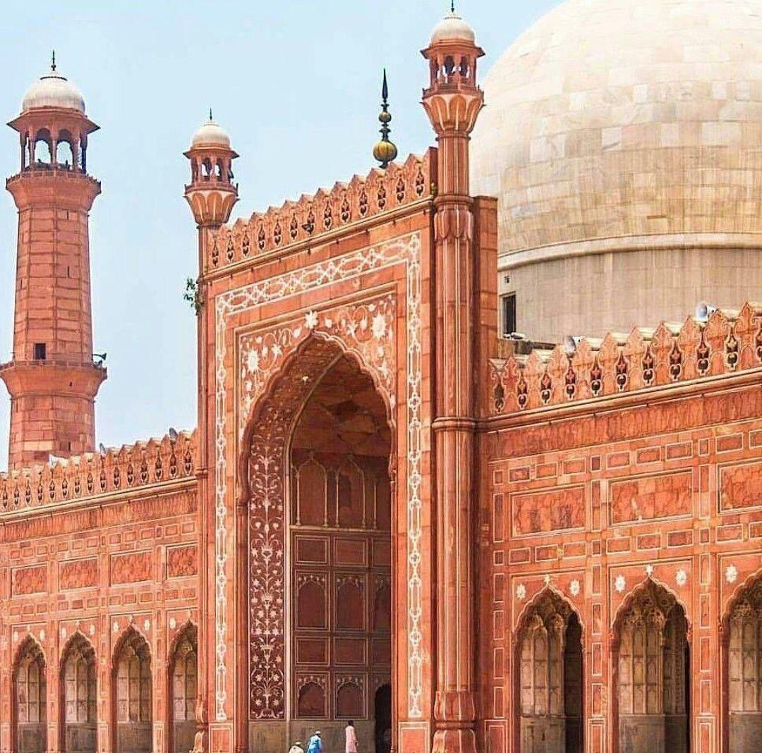 Badshahi Masjid Lahore Punjab Pakistan