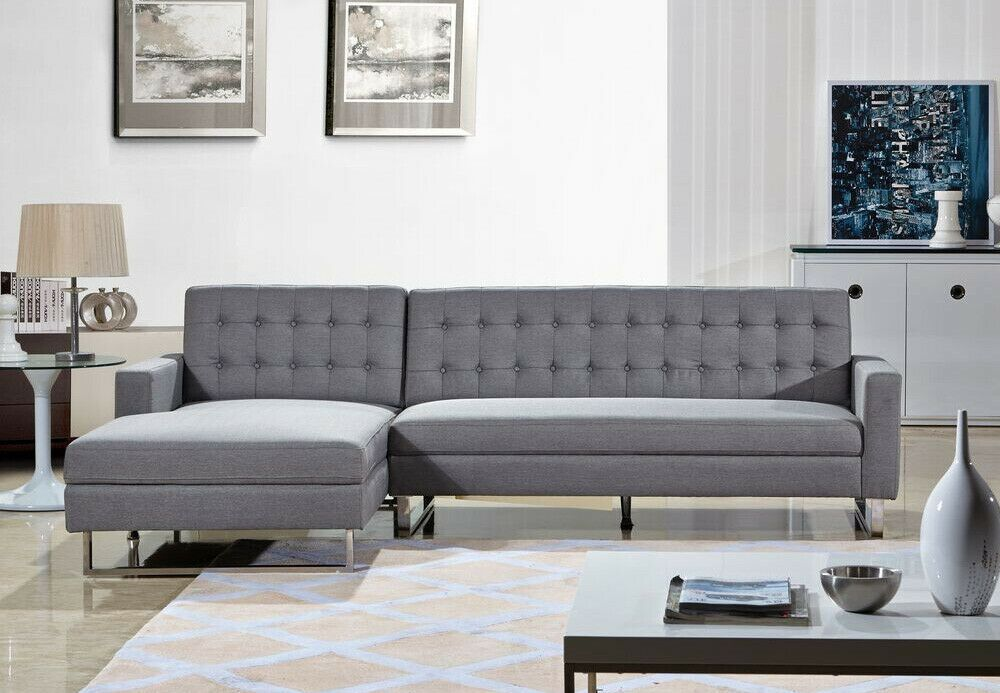 2 Piece Sectional Sofa Clearance Sale Living Room Couch Set Sofas Living Room Ideas Of So In 2020 Sectional Sofa Contemporary Sectional Sofa Fabric Sectional Sofas