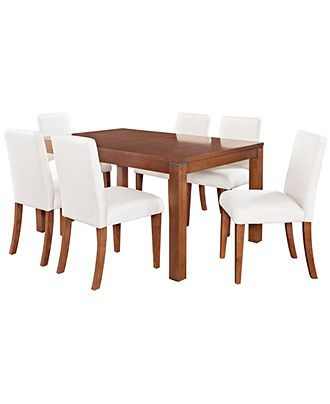 Sonoma Dining Room Furniture 7 Piece Set Table And 6 Side Chairs
