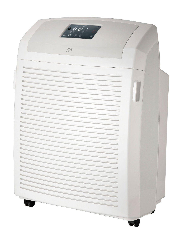 SPT AC2102 Heavy Duty Air Cleaner review Air purifier
