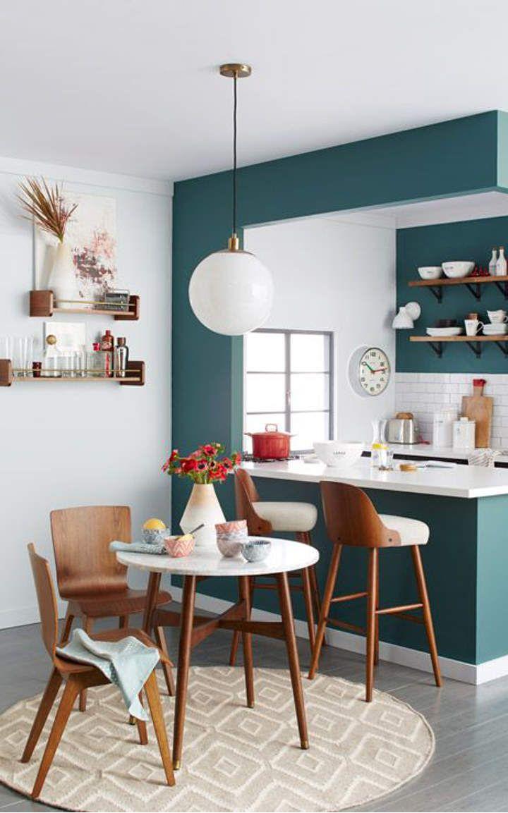 small dining room #8 | Ideas casa | Pinterest | Interiores, Cocinas ...