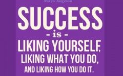 Success Quotes From Maya Angelou